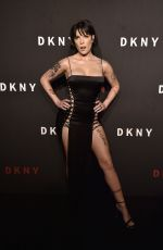 HALSEY at DKNY 30th Anniversary Party in New York 09/09/2019
