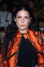 HALSEY at Off-white Fashion Show at Paris Fashion Week 09/26/2019