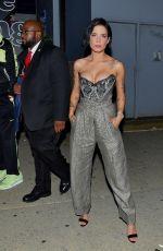 HALSEY Leaves Rihanna