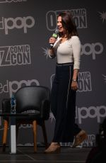 HAYLEY ATWELL at Oz Comic-con in Sydney 09/272019
