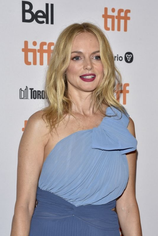 HEATHER GRAHAM at The Rest of Us Premiere at 2019 Toronto International Film Festival 09/06/2019