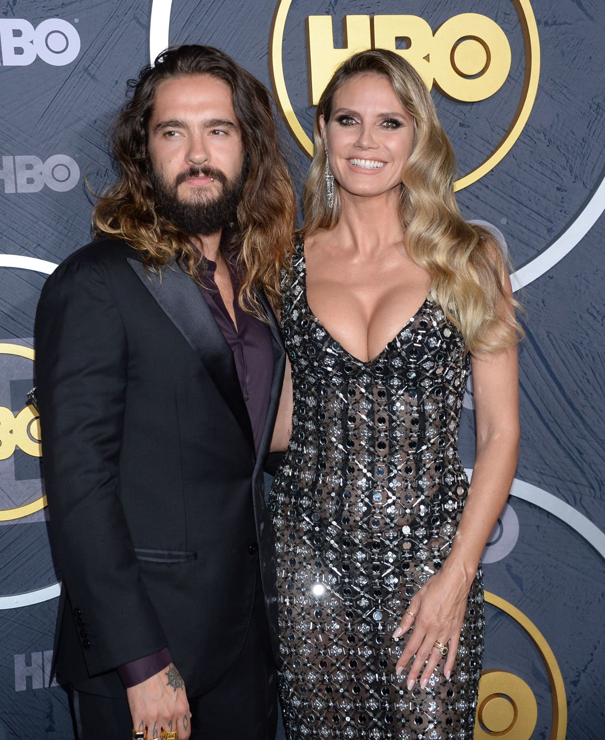 HEIDI KLUM at HBO Primetime Emmy Awards 2019 Afterparty in ...