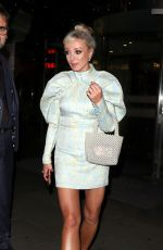 HELEN GEORGE at TV Choice Awards 2019 in London 09/09/2019