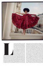HELENA BONHAM CARTER in Vogue Magazine, Spain October 2019