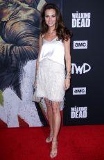 HILARIE BURTON at The Walking Dead, Season 10 Special Screening in Hollywood 09/23/2019
