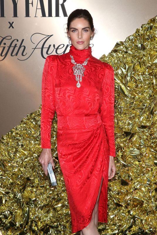 HILARY RHODA at Vanity Fair's 2019 Best Dressed in New York 09/05/2019