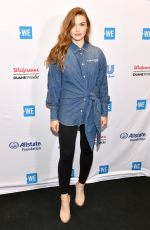 HOLLAND RODEN at We Day New York 2019 in New York 09/25/2019