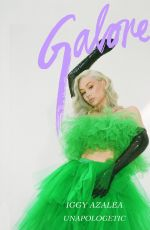 IGGY AZALEA for Galore Magazine, 2019