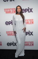 ILFENESH HADERA at Godfather of Harlem Special Screening in New York 09/16/2019