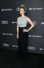 ILIZA SHLESINGER at Audi Pre-emmy Party in Los Angeles 09/19/2019