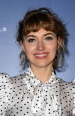 IMOGEN POOTS at HFPA x Hollywood Reporter Party in Toronto 09/07/2019