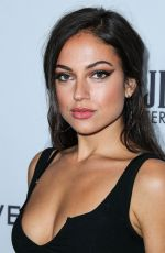 INANNA SARKIS at Daily Front Row Fashion Media Awards at New York Fashion Week 09/05/2019