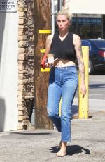 IRELAND BALDWIN in Denim Out in Studio City 09/23/2019