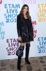 IRIS MITTENAERE at Etam Fashion Show at PFW in Paris 09/24/2019