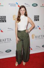 ISABELLA BLAKE THOMAS at Bafta LA + BBC America TV Tea Party 09/21/2019