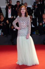 ISABELLE HUPPERT at Kineo Prize at 76th Venice Film Festival 09/01/2019