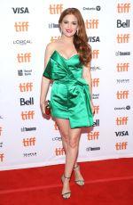 ISLA FISHER at Greed Premiere at 2019 Toronto International Film Festival 09/07/2019