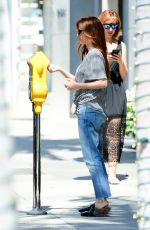 ISLA FISHER Out and About in Los Angeles 09/04/2019