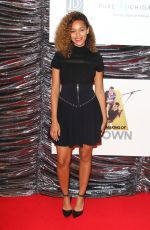 IZZY BIZU at Hitsville, the Making of Motown Premiere in London 09/23/2019