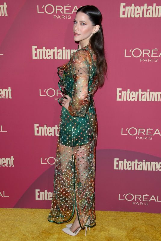 JACKIE TOHN at 2019 Entertainment Weekly and L'Oreal Pre-emmy Party in Los Angeles 09/20/2019