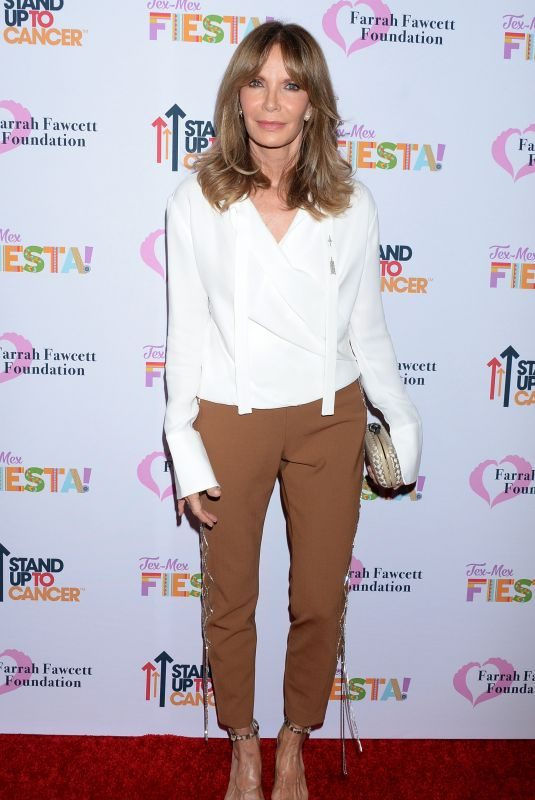 JACLYN SMITH at Tex-mex Fiesta at Wallis Annenberg Center in Los Angeles 09/06/2019
