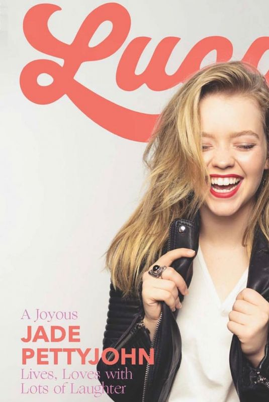 JADE PETTYJOHN for Luca Magazine, 2019