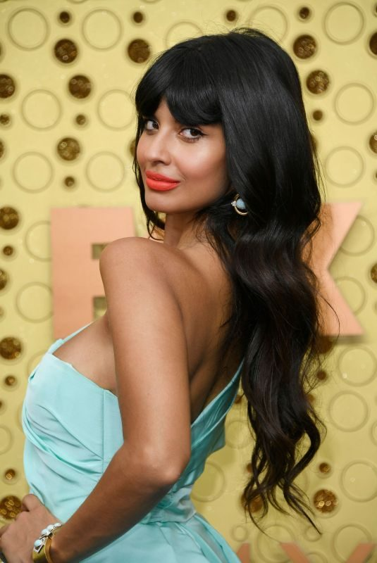 JAMEELA JAMIL at 71st Annual Emmy Awards in Los Angeles 09/22/2019