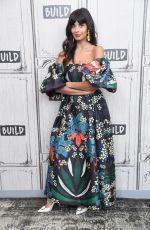 JAMEELA JAMIL at Build Series in New York 09/26/2019