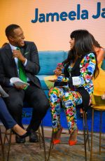JAMEELA JAMIL at Today Show in New York 09/25/2019