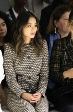 JAMIE CHUNG at Elie Tahari Fashion Show at NYFW in New York 09/05/2019
