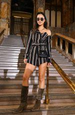 JAMIE CHUNG at Self-portrait Show at New York Fashion Week 09/07/2019