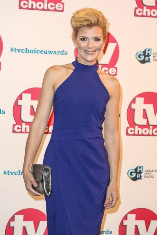 JANE DANSON at TV Choice Awards 2019 in London 09/09/2019