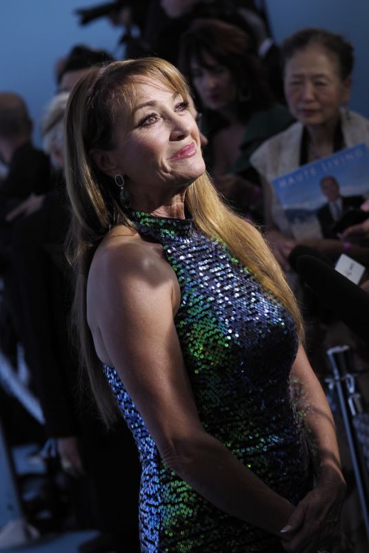 JANE SEYMOUR at Gala for the Global Ocean 2019 in Monte-Carlo 09/26/2019