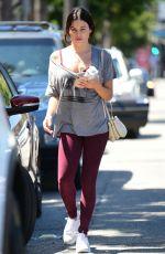 JENNA DEWAN Leaves a Gym in Los Angeles 09/11/2019