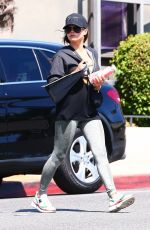 JENNA DEWAN Out for Coffee in Los Angeles 09/17/2019