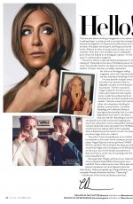 JENNIFER ANISTON in Instyle Magazine, October 2019 Issue