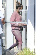 JENNIFER LOPEZ Arrives at a Gym in Miami 09/25/2019