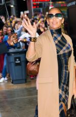 JENNIFER LOPEZ Arrives at Good Morning America in New York 09/10/2019