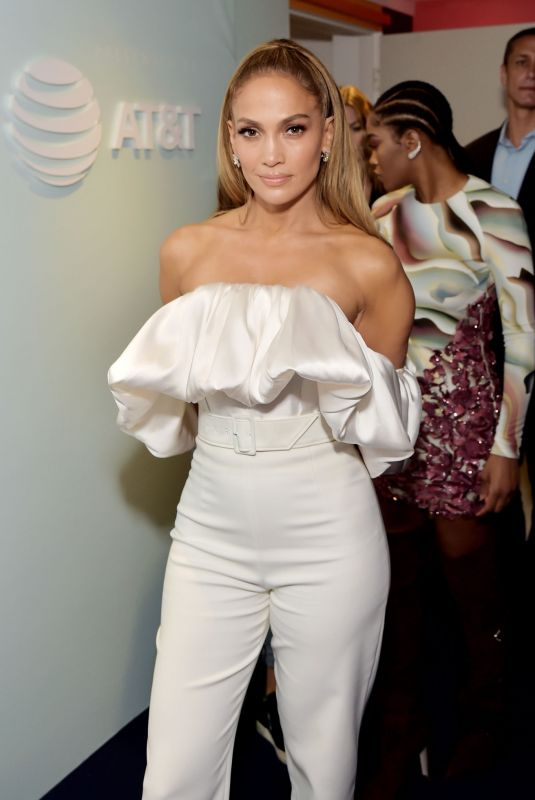 JENNIFER LOPEZ at AT&T Studio at Toronto International Film Festival 09/06/2019
