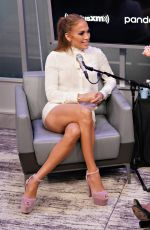 JENNIFER LOPEZ at SiriusXM Town Hall with Jennifer Lopez Hosted by Hoda Kotb in New York 09/10/2019