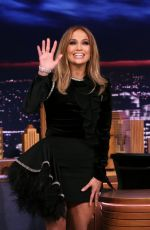 JENNIFER LOPEZ at Tonight Show Starring Jimmy Fallon in New York 09/10/2019