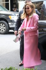 JENNIFER LOPEZ Out and About in New York 09/09/2019
