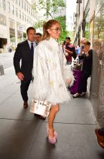 JENNIFER LOPEZ Out in New York 09/10/2019