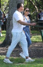 JENNIFERLOPEZ at a School Run in Miami 09/18/2019