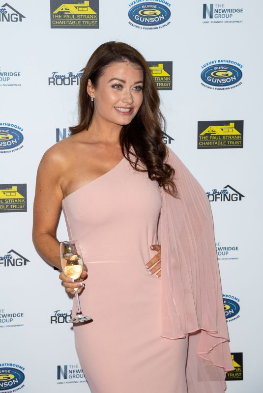 JESS IMPIAZZI at Paul Strank Charity Gala in London 09/21/2019