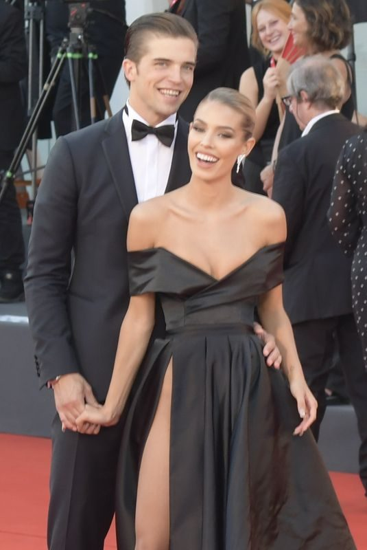 JESSICA GOICOECHEA at An Officer and a Spy Premiere at 76th Venice Film Festival 08/30/2019