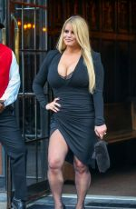 JESSICA SIMPSON Out and About in New York 09/25/2019