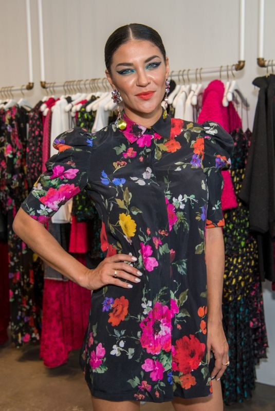 JESSICA SZOHR at Alice + Olivia Shopping Event Benefitting St. Jude in Beverly Hills 09/25/2019