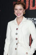 JESSIE BUCKLEY at Judy Premiere in Los Angeles 09/19/2019