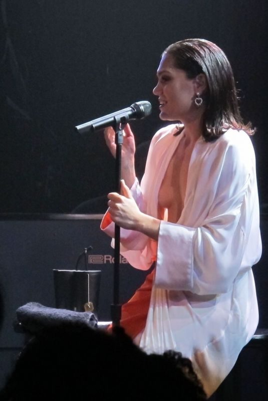 JESSIE J Performs at a Concert in Los Angeles 09/23/2019